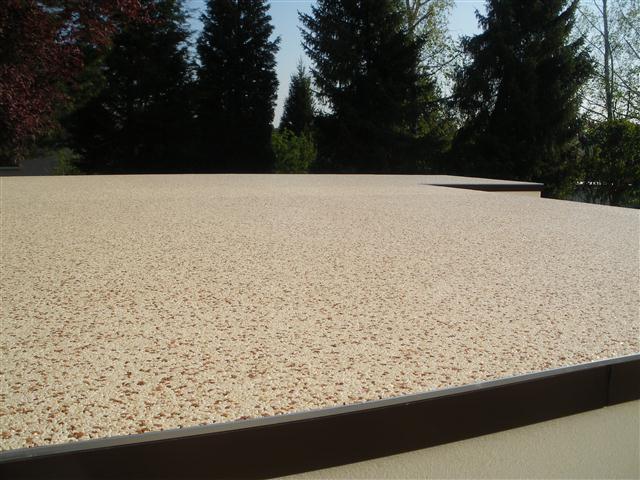 Steinteppich System von Oliflon  Steinteppich