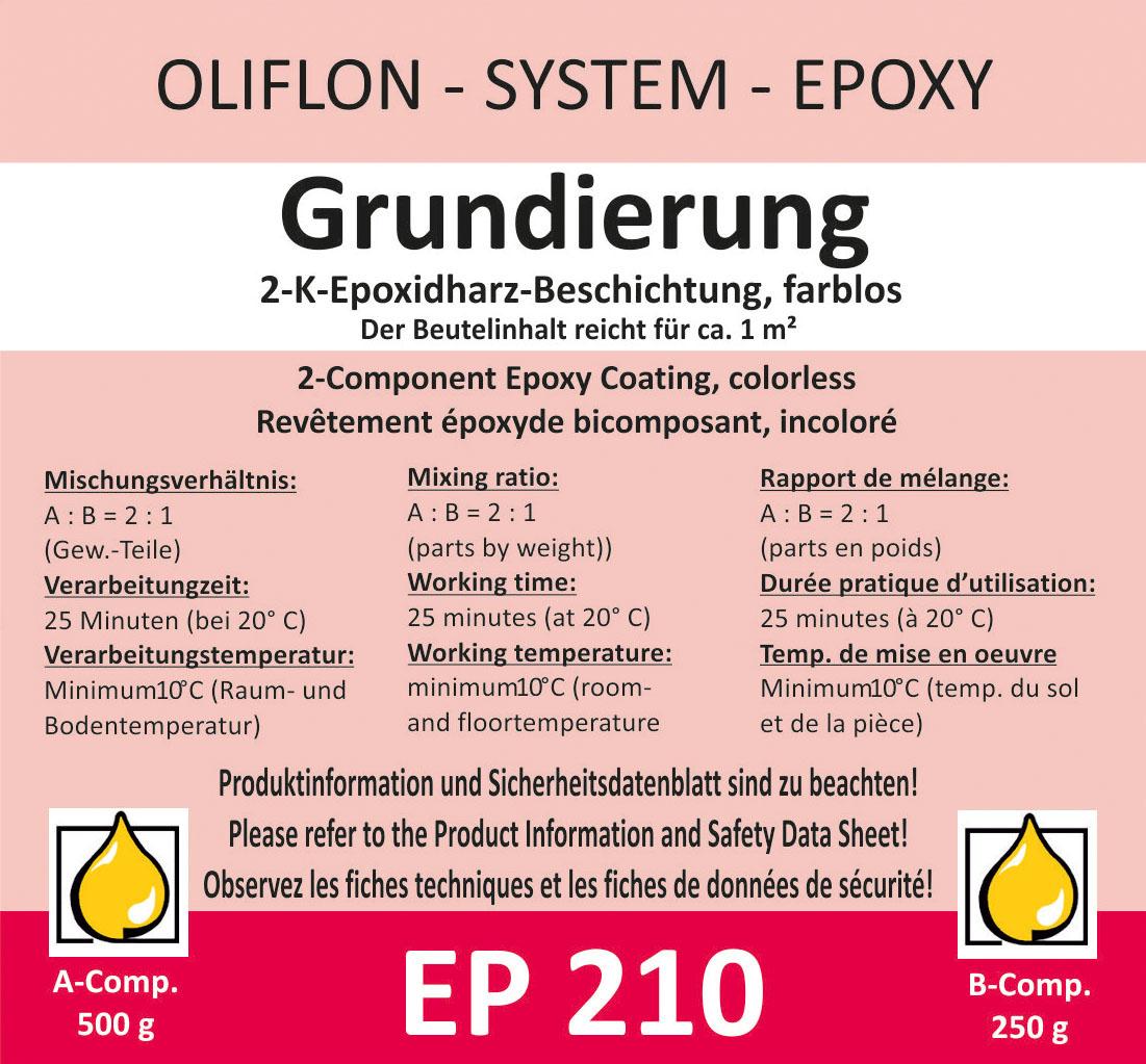 OLIFLON -  OLIPOX EP210 - 2K Grundierung