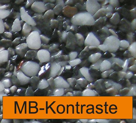 OLIFLON -  MB-Kontraste - Marmor-Steine - Kontraste